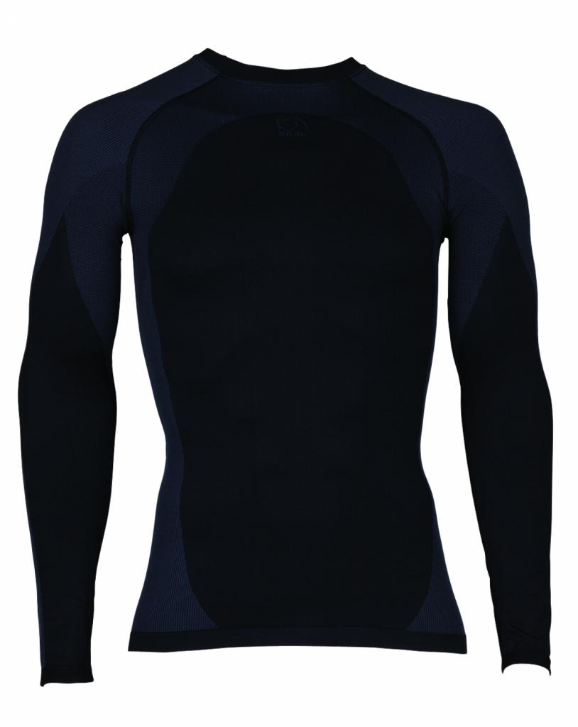 Active Long Sleeve Shirt Brbl Black Tooth Kibuba