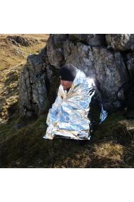 Astronavtska folija Bushcraft Hypothermia blanket