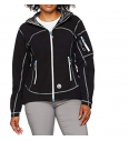 Technical fleece jacket Milo Yuko Lady