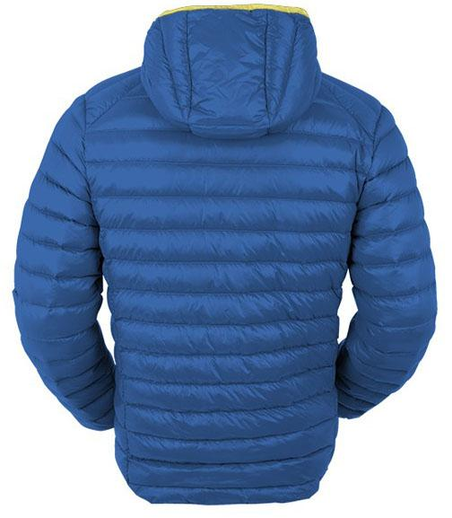 IZAS Mens Florenz Outdoor Down With Hood Jacket