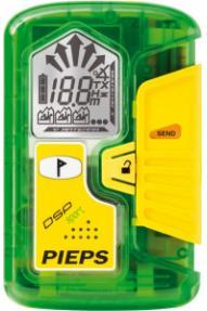 Lavinski digitalni primopredajnik Pieps DSP Sport