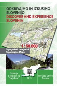Atlas Odkrivajmo in izkusimo Slovenijo
