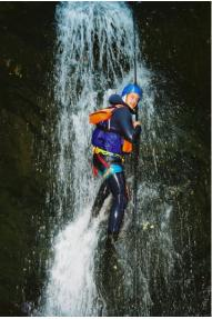 Canyoning Grmečica (längere Version)