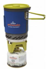 Portable outdoor stove Pinguin Aura