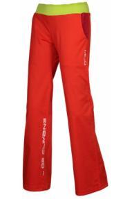 Ženske plezalne hlače Milo Tacto