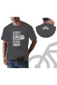 Majica s kratkimi rokavi Bike Ride
