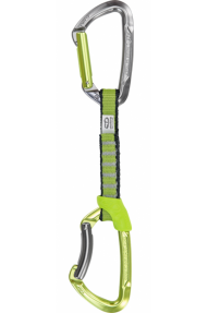 Pack rinvii Climbing Technology Lime Set
