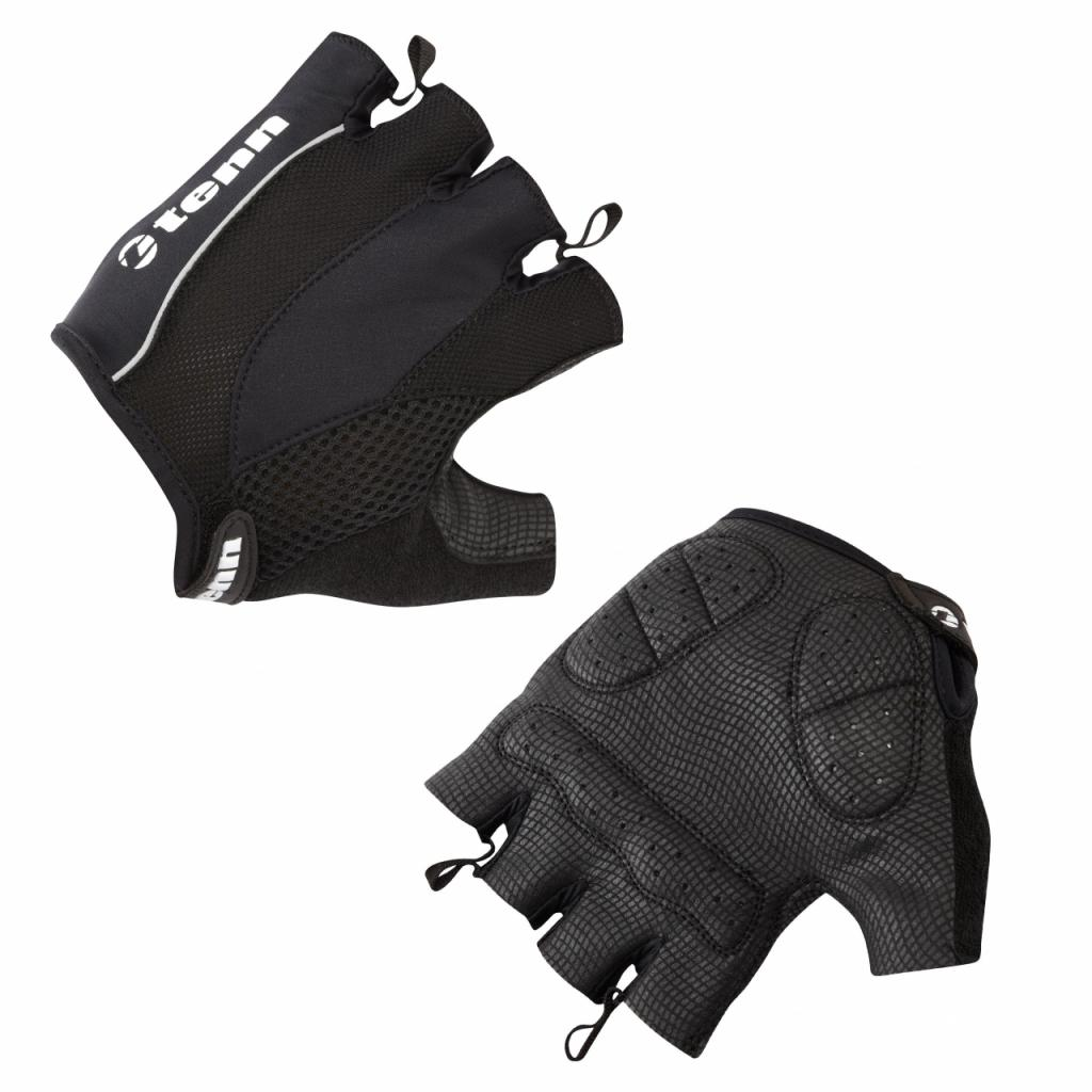 Mens gloves no fingers - Mens Cycling Fingerless Gloves Tenn Summit