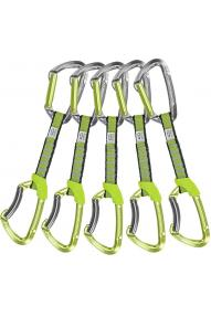 Pack of 5 Climbing Technology Lime NY