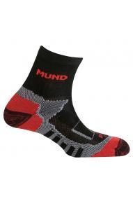 Niedrige Socken Mund Trail Running