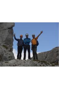 Kratki njemački smjer u Sjevernoj Triglavskoj stijeni