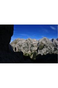 Zlatorogove staze u Severnoj triglavskoj stijeni