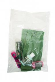 Set 10 vrećica za pospremanje Bushcraft Snapseal