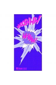 Višenamjenska marama Choob Whaam Purple