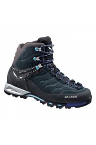 Ženski visoki pohodniški čevlji Salewa Mtn Trainer Mid GTX