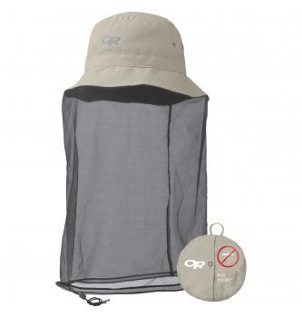 Klobuk z zaščito pred komarji Outdoor Research Bug bucket