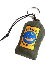 Ticket To the Moon Key Ring Bag