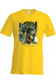Majica s kratkimi rokavi Hybrant Climbing High