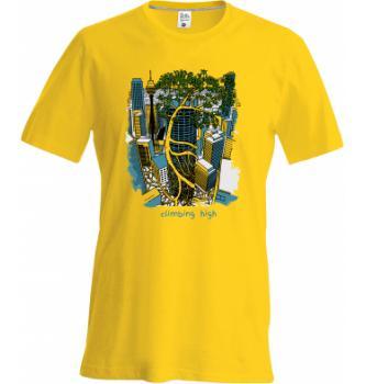 T-shirt Hybrant Climbing High