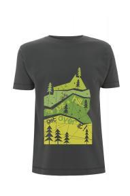 Kurzärmliges Shirt Hybrant Just a hill