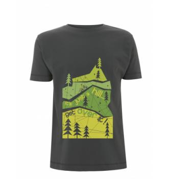 T-shirt Hybrant Just a hill