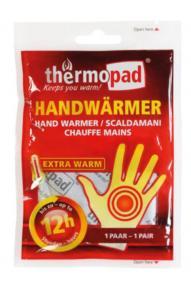 Handwärmer Thermopad 8h