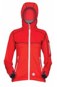 Women hoody jacket Milo Orie