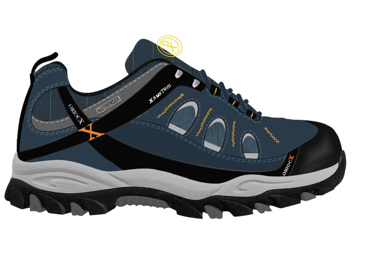 3c8b644c2c Scarpe da trekking per bambini Oriocx Tirgo - Kibuba, avventura all ...