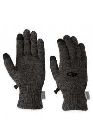 Women's merino liner gloves Outdoor Research Biosensor