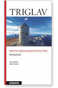Vodnik Triglav hiking guide
