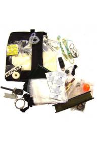 Komplet za preživetje Bushcraft Waterproof Survival Kit