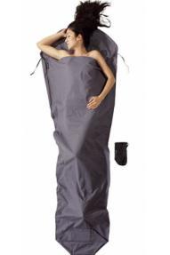 Innenschlafsack aus Baumwolle Cocoon Mummy Liner Cotton