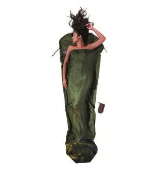 Notranja svilena spalna vreča Cocoon Silk Mummy Liner