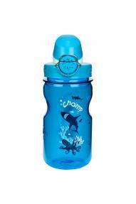 Kinder Flasche Nalgene OnTheFly Blue Sea 0,35L