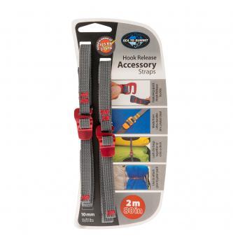 Pomožna zanka STS Accessory strap + Hook 10mm, 2m
