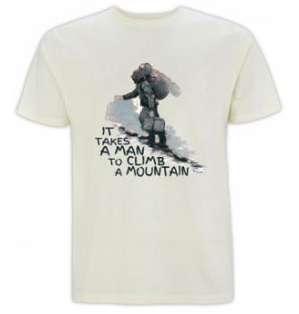 Majica s kratkimi rokavi Hybrant It takes a Man