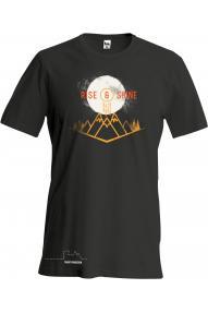 Maglietta a maniche corte da uomo Rise&Shine