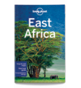 Lonely Planet East Africa 10