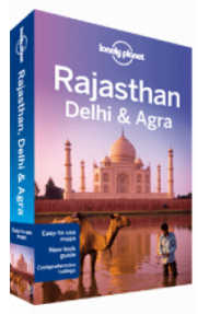 Lonely Planet Rajasthan, Delhi & Agra 3