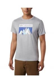 Herren T-Shirt Columbia Zero rules graphic