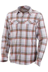 Columbia Silver ridge plaid long sleeve shirt men