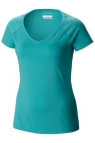 Damen T-Shirt Saturday trail