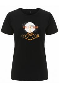Lady T-shirt Hybrant Rise&Shine