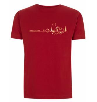Majica s kratkimi rokavi Hybrant Land square