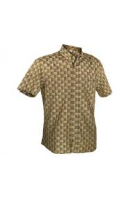 Moška srajca s kratkimi rokavi Warmpeace Largo