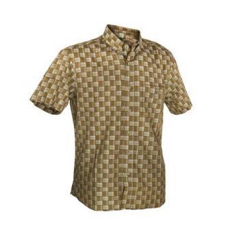 Muška košulja kratkih rukava Warmpeace Largo