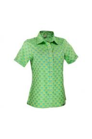 Kurzärmliges Damenhemd Warmpeace Fuente