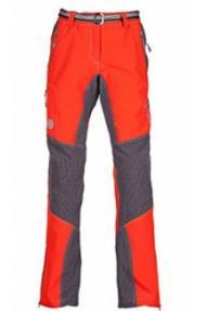 Ženske planinarske hlače Milo Atero