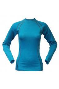 Ženska merino majica z dolgimi rokavi Merino Crew