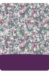 Polartec Small Flower Kid scarf